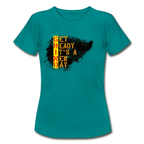 New Fresh Day - T-shirt Femme