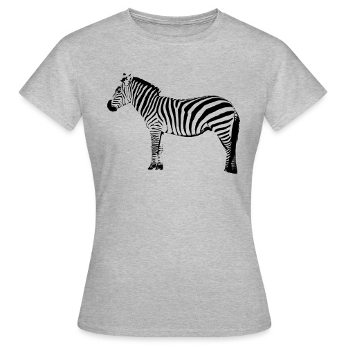 Premium Hoodie Woman | I am a freaking ZEBRA - Women's T-Shirt