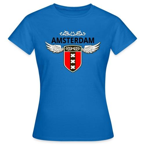 Amsterdam Netherlands - Frauen T-Shirt