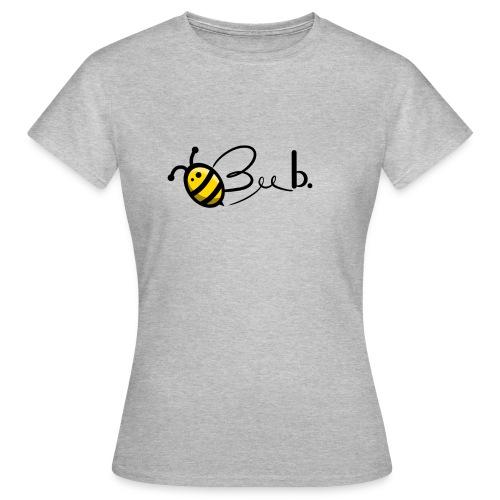 Bee b. Logo - Women's T-Shirt