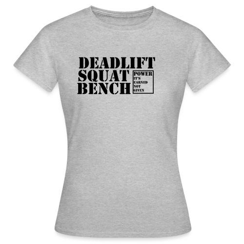 The Big 3 - Women's T-Shirt