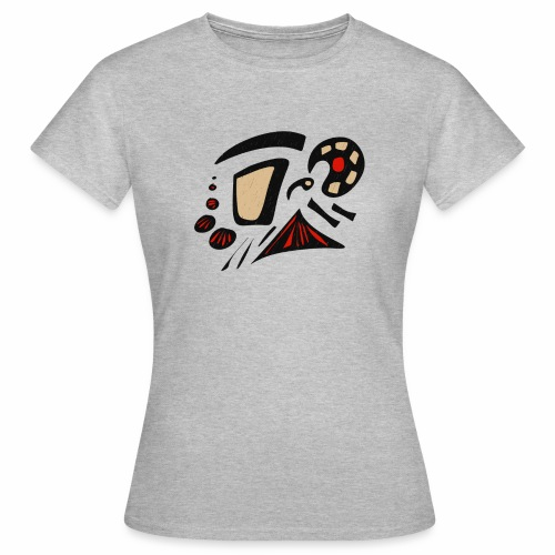 ASTRATTO - Maglietta da donna