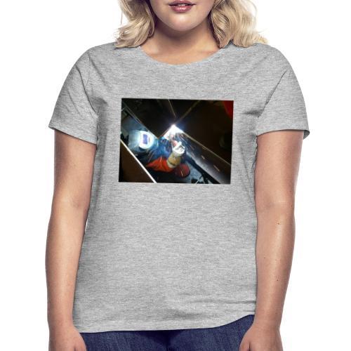 Welder - Vrouwen T-shirt