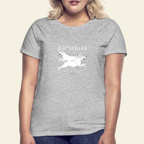 parsonienpalvelija3 - Naisten t-paita