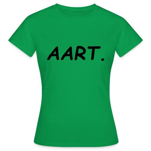 Aart - Vrouwen T-shirt