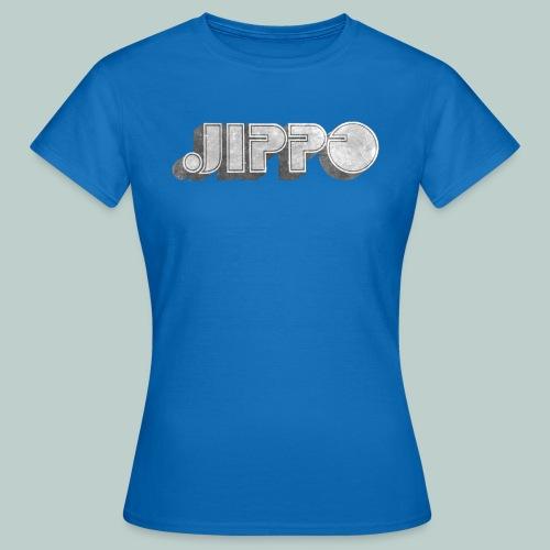 Retro JIPPO logo - Naisten t-paita