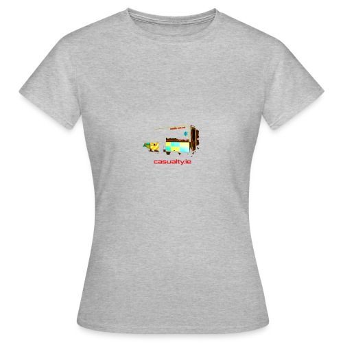 maerch print ambulance - Women's T-Shirt