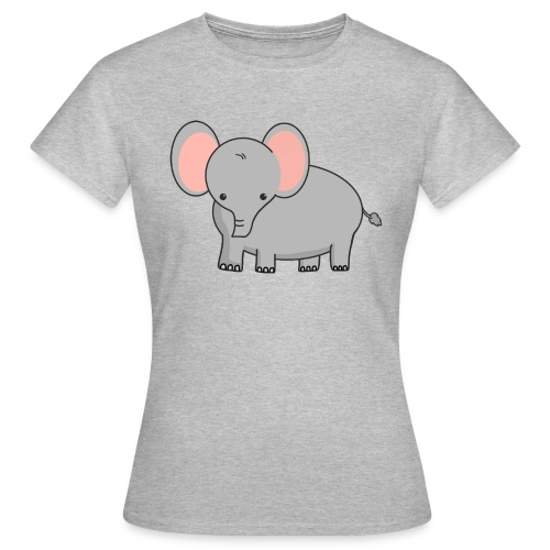 Elefant - Frauen T-Shirt