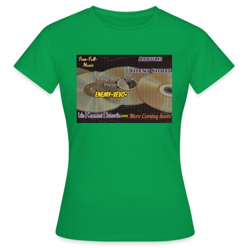 Enemy_Vevo_Picture - Women's T-Shirt