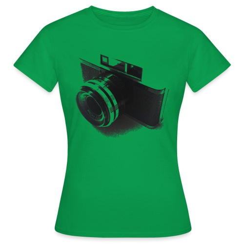 camara (Saw) - Women's T-Shirt