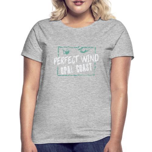PERFECT WIND OPAL COAST - T-shirt Femme