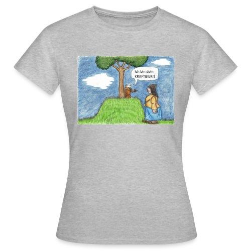 Kraftbier - Frauen T-Shirt