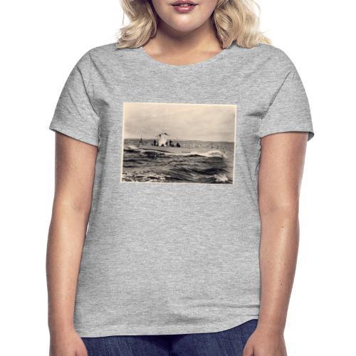 U-Boot U 13 - Camiseta mujer