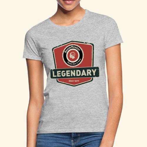 Legendary Baumpflege - Frauen T-Shirt