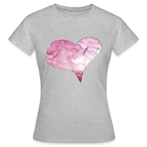 Wir haben euch lieb - Frauen T-Shirt
