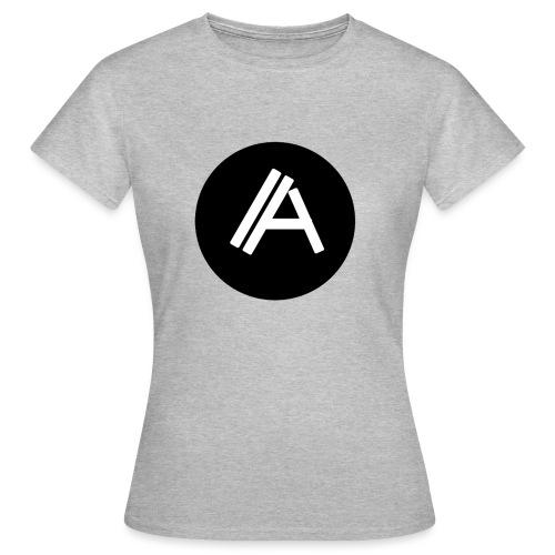Logo Andyboy - Frauen T-Shirt