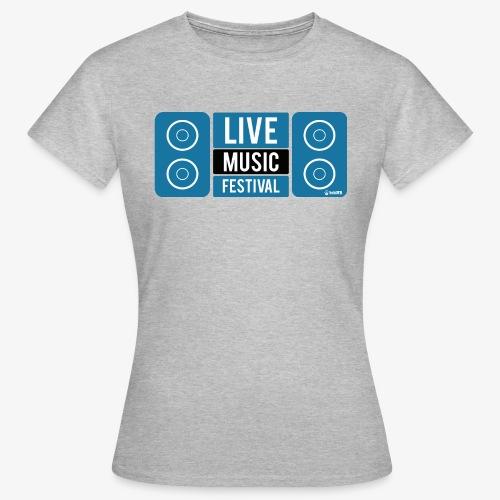 Sound 005 - Camiseta mujer