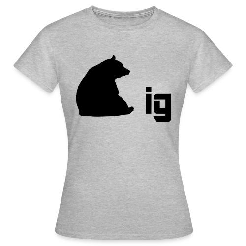 Bärig - Frauen T-Shirt