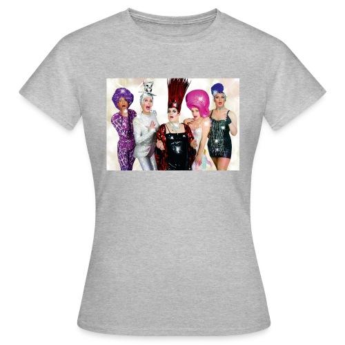 Covergirls - Frauen T-Shirt
