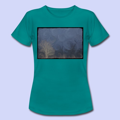 Spring mornings - Female shirt - Dame-T-shirt