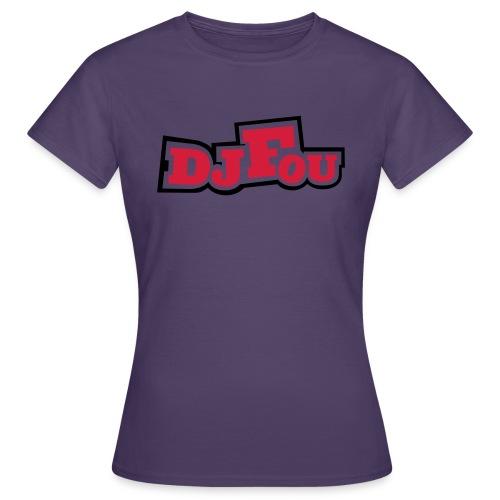 logofou - T-shirt Femme
