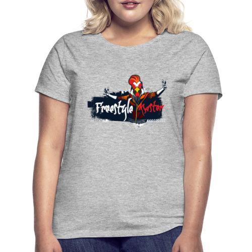 freestyle master - Camiseta mujer