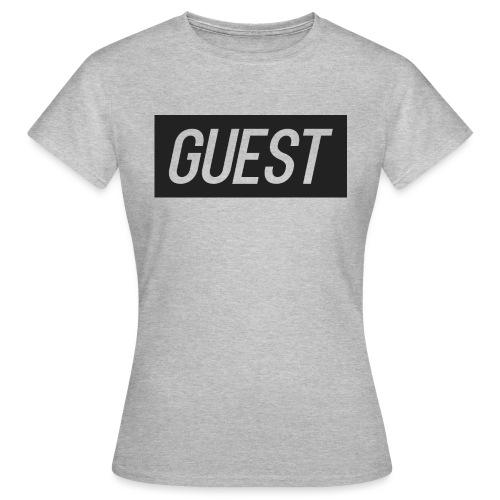 G-rectangle (grey) - Women's T-Shirt