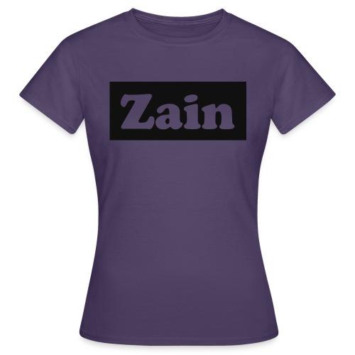 Zain Clothing Line - Women's T-Shirt