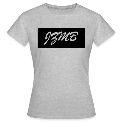 Official JZMB Apparel LOGO - Women's T-Shirt