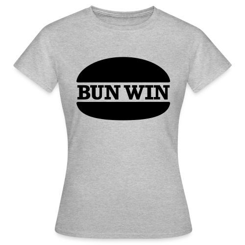 bunwinblack - Women's T-Shirt