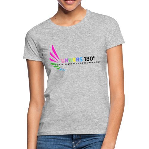 Univers 180° - Frauen T-Shirt