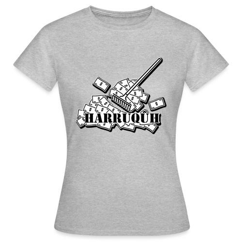 Harruquh - Vrouwen T-shirt