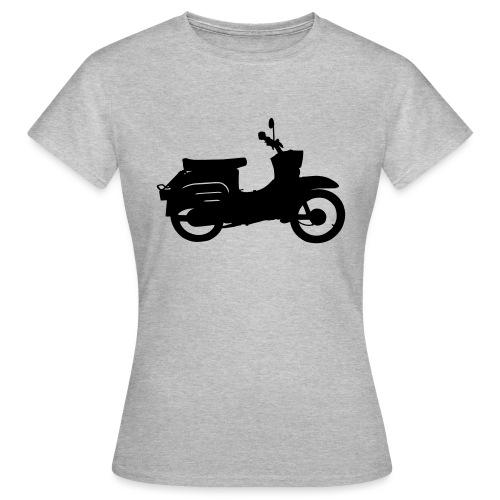 Schwalbe Silhouette - Frauen T-Shirt