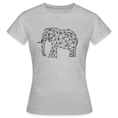 Elephant - Frauen T-Shirt