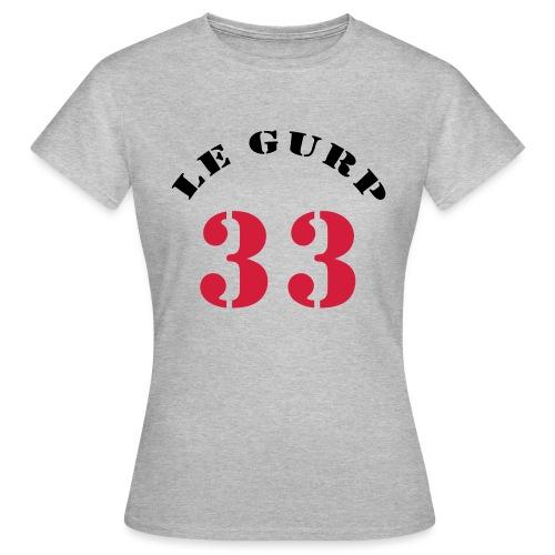 LEGURP33 - Frauen T-Shirt