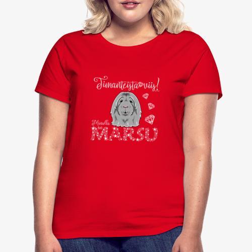 Marsu Dimangi IX - Naisten t-paita