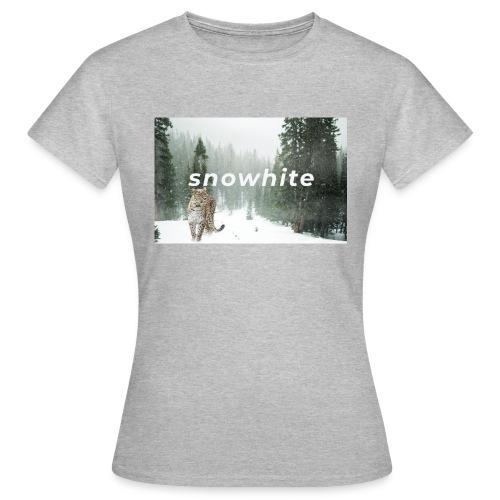 Snowhite Edition | Doparound Fall Collection - Frauen T-Shirt