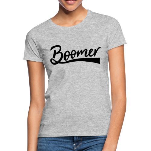 Boomer - Naisten t-paita