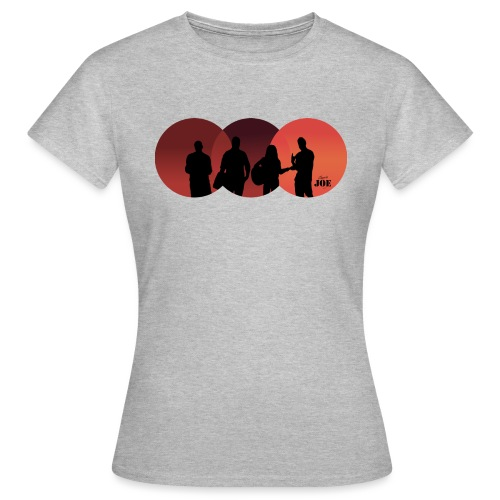 Motiv Cheerio Joe redish - Frauen T-Shirt