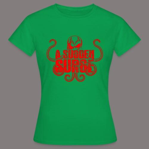 ASS_Logo_red_final - Frauen T-Shirt