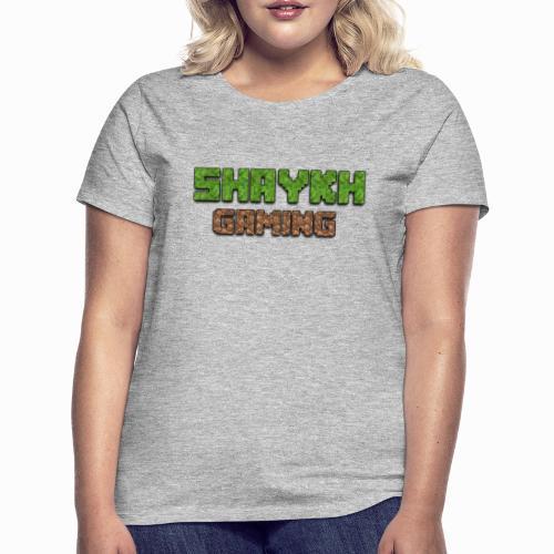 Shaykh Gaming Merch - Women's T-Shirt