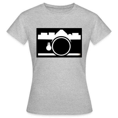 Vintage Camera - Maglietta da donna