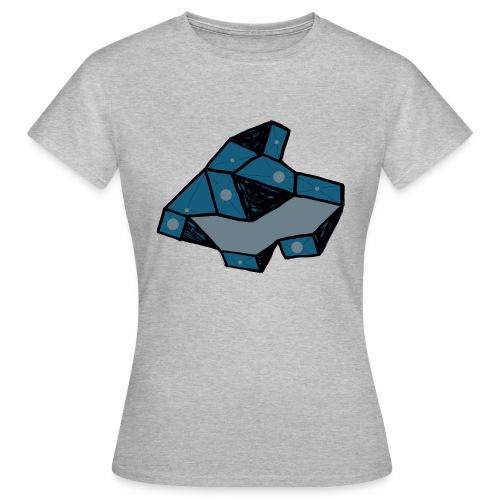 dot rock - Vrouwen T-shirt