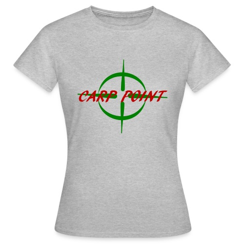 Carp Point - Frauen T-Shirt