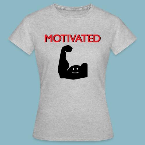 Motivated - Maglietta da donna