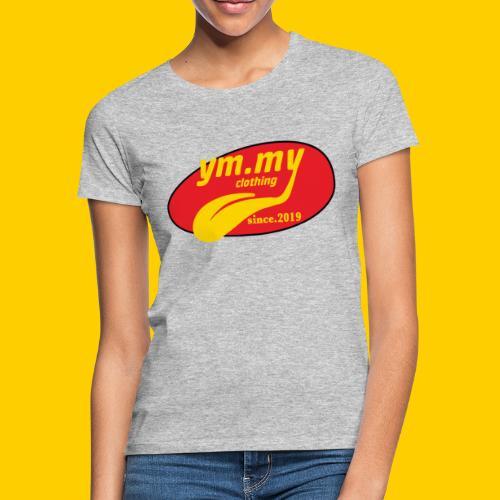 YM.MY clothing LOGO - Women's T-Shirt