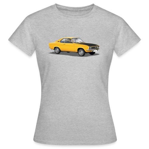Manta - Frauen T-Shirt