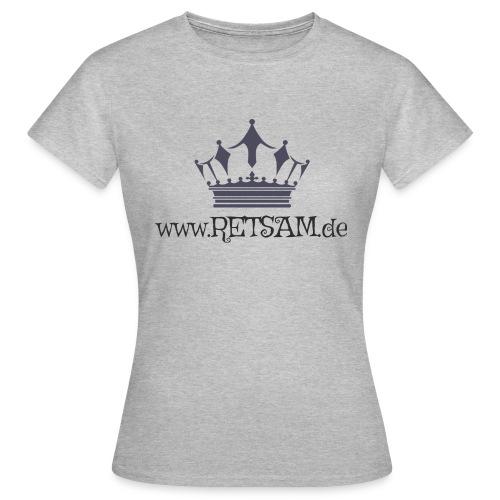 Retsam - Frauen T-Shirt