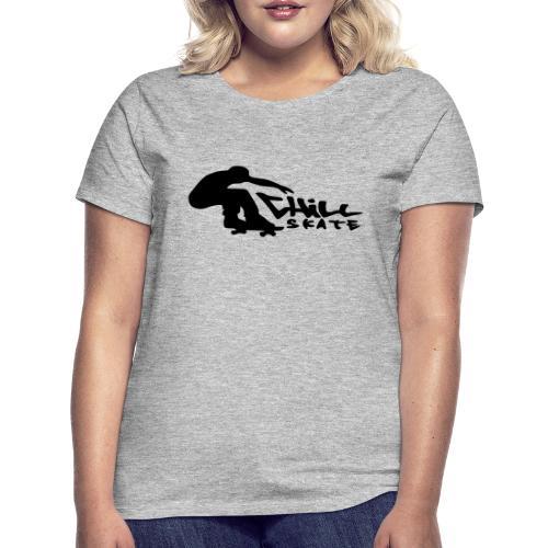 Chillskate - T-shirt dam