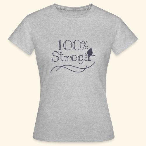 100% Strega - Maglietta da donna
